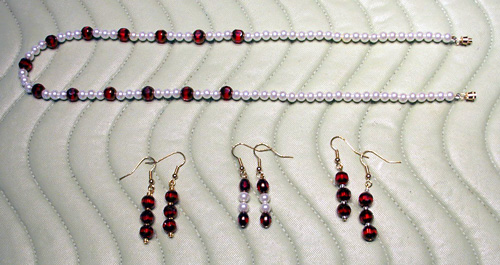 Sample Jewelry Set